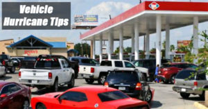 vehicle hurricane tips