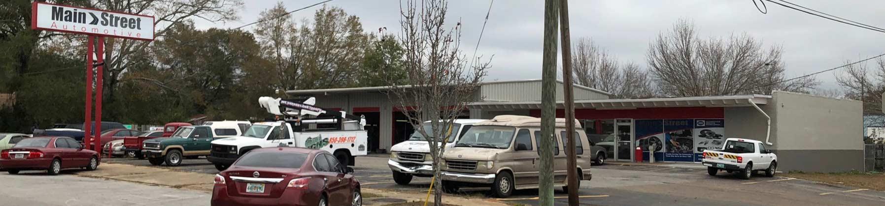main street automotive repair crestview fl